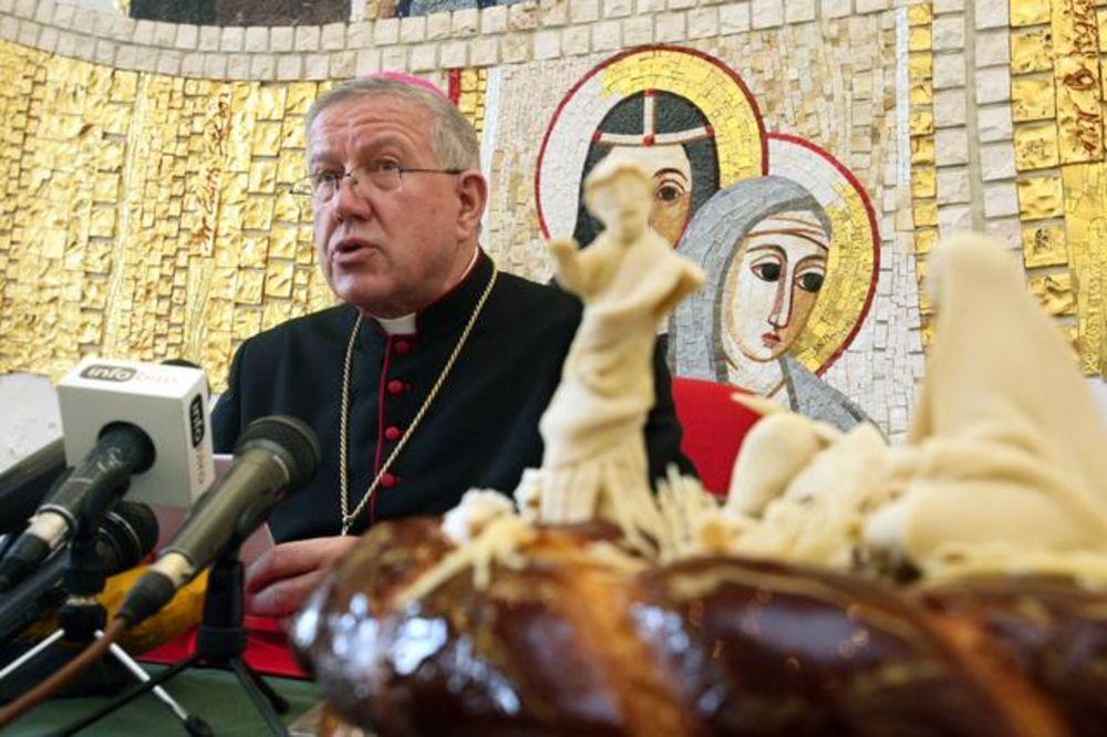 Hočevar: Katolička crkva dodeliće milion evra ugroženima