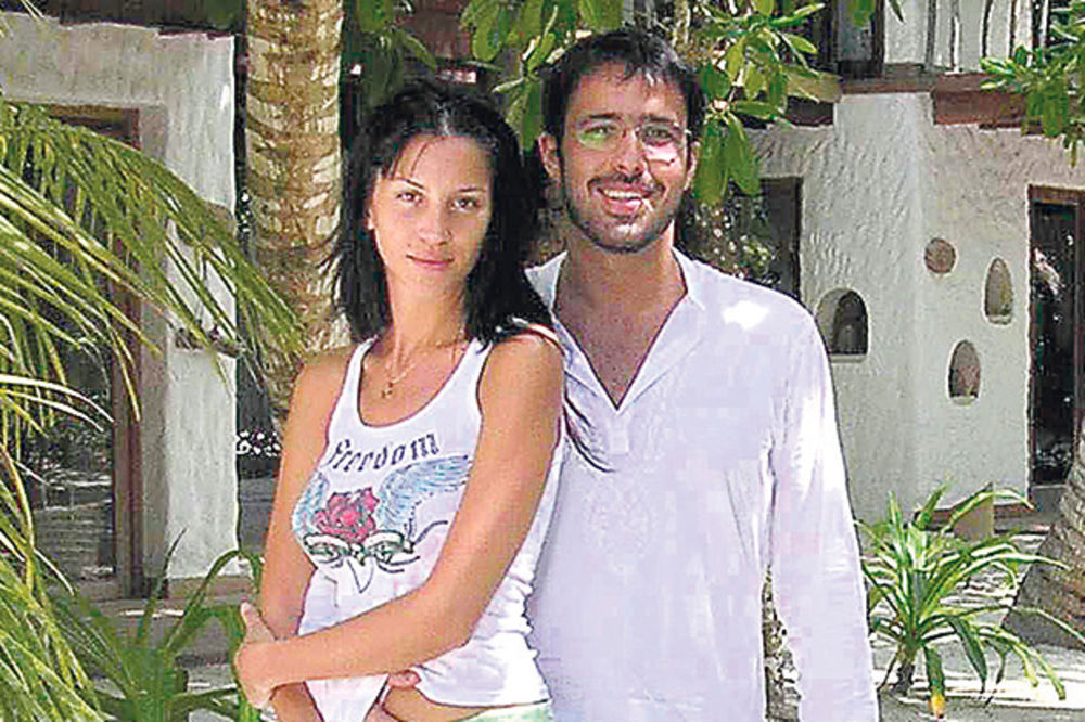 Jelena Jakovljević bin Drai, muž Said, sin Halil, ćerka Asja, Dubai, trudna