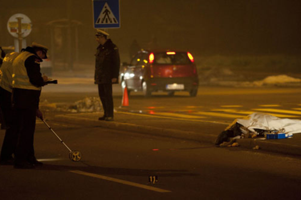 Pripiti klinac ubio ženu na pešačkom prelazu