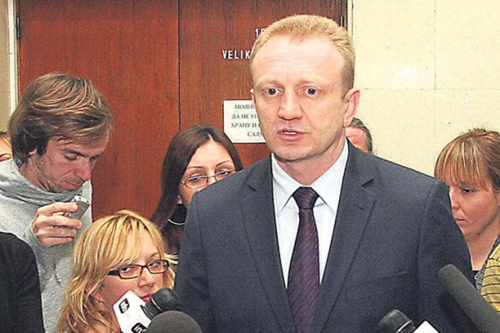 Dragan Đilas, foto beta