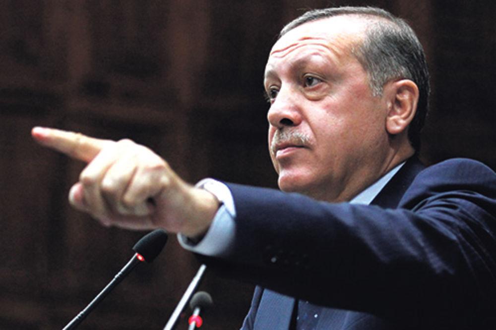 BLOKIRALI JUTJUB ZBOG PROCURELOG SNIMKA: Turska uskoro napada Siriju?!