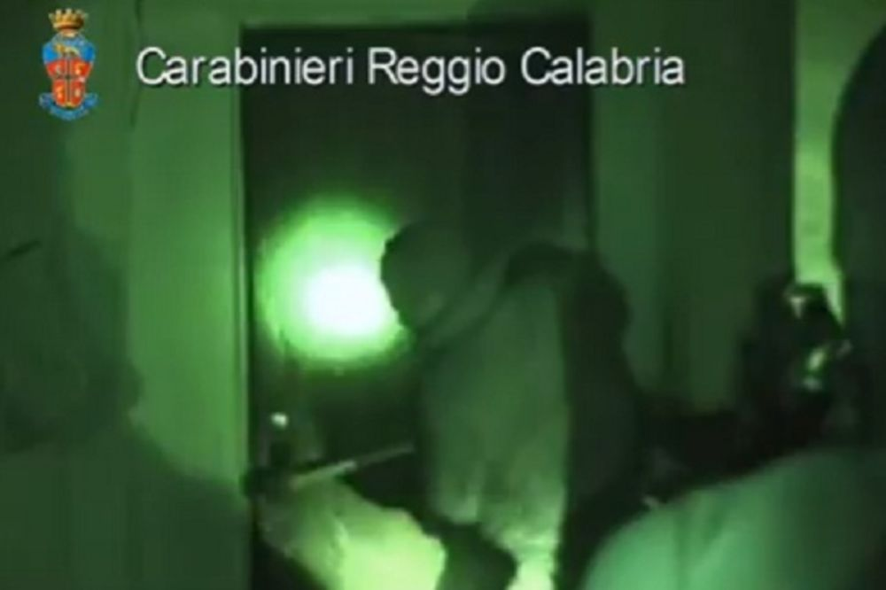 hapsenje, itaijanska mafija