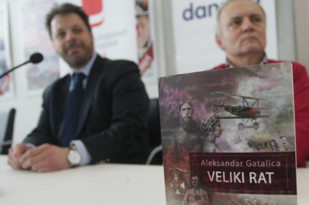 Aleksandar Gatalica, Ninova nagrada, tanjug