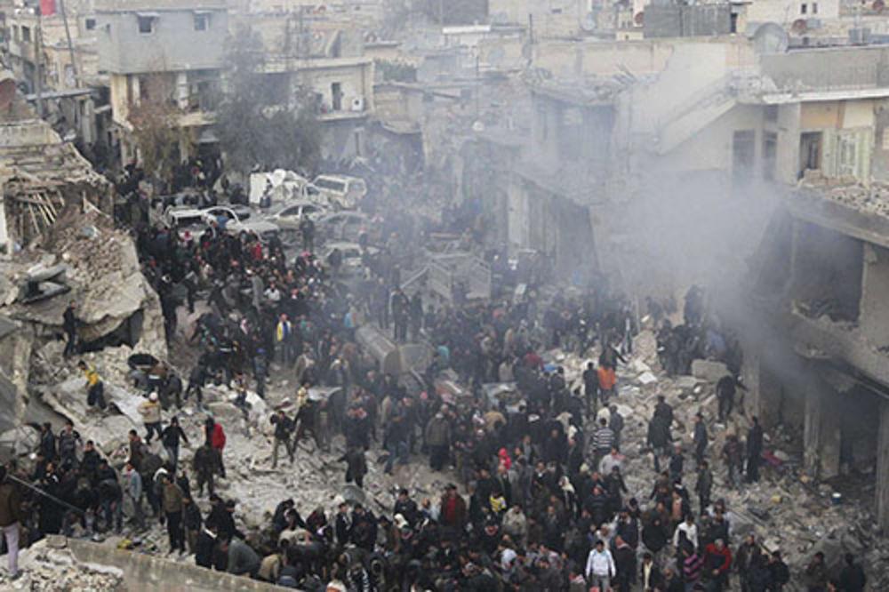 PREKID NEPRIJATELJSTAVA: Postignut sporazum o Siriji u Minhenu