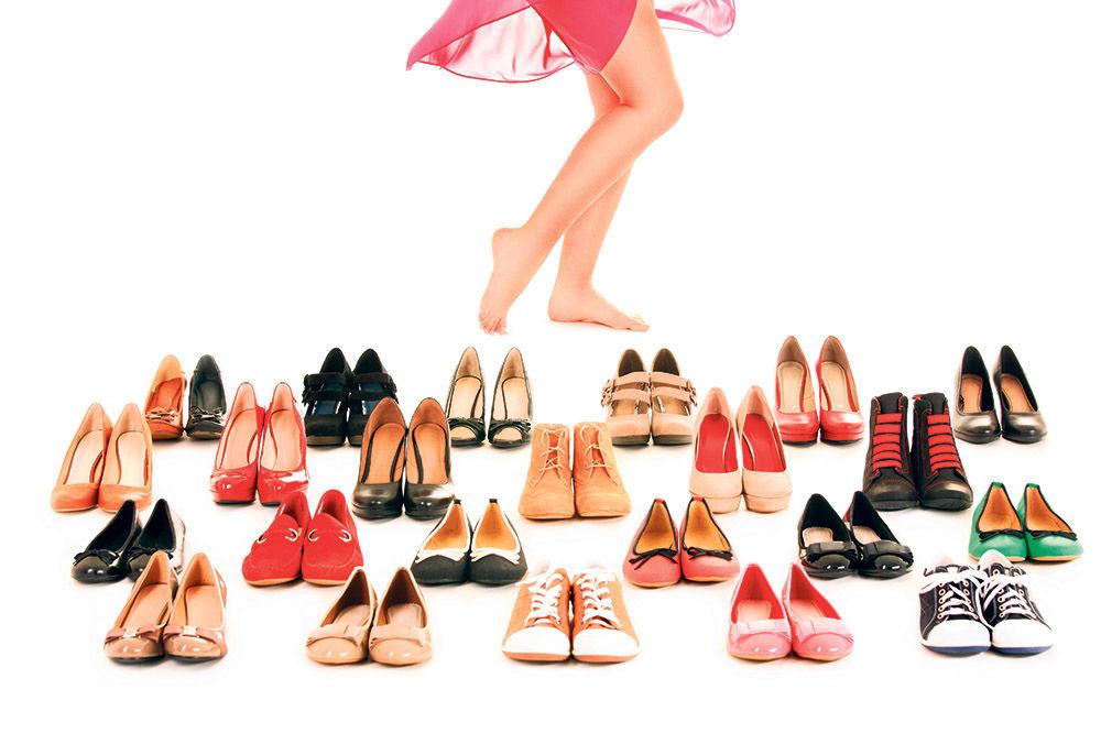 Koji tip obuće se najviše slaže uz tvoju ličnost?