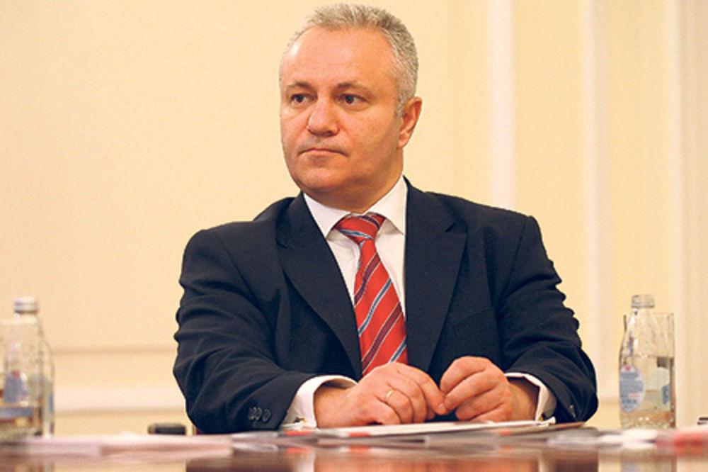 Mlađan Dinkić, Dragan Đilas, DS, izbori,