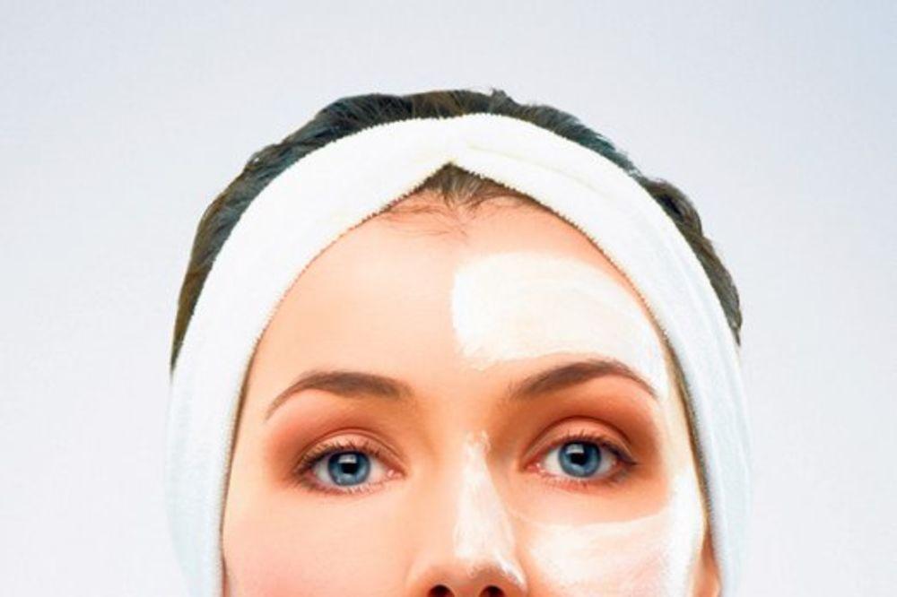 masna koža, kvasac za lice, nega
