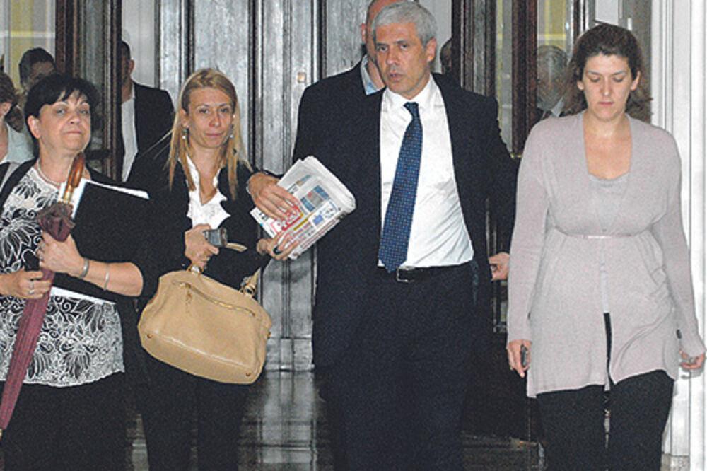 Boris Tadić, Tomislav Nikolić, troškovi, Tadićev kabinet, administracija, reprez