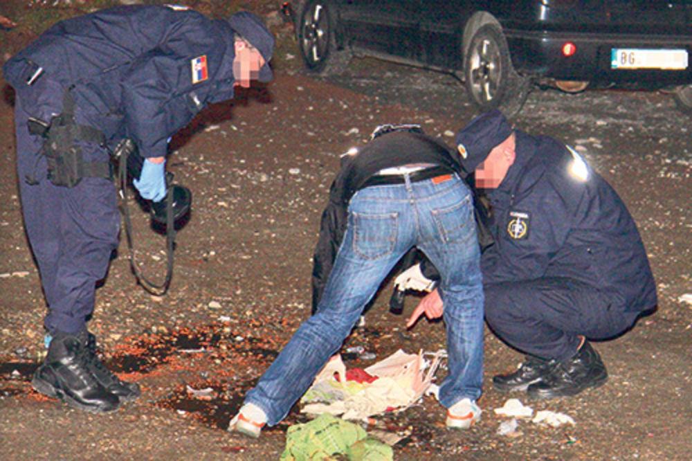 auto bomba, Zrenjaninski put, eksplozija, restoran Bele zore