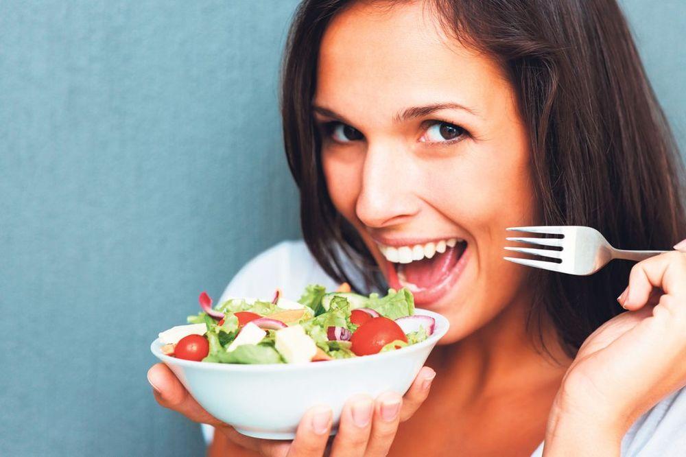dijeta, salata,
