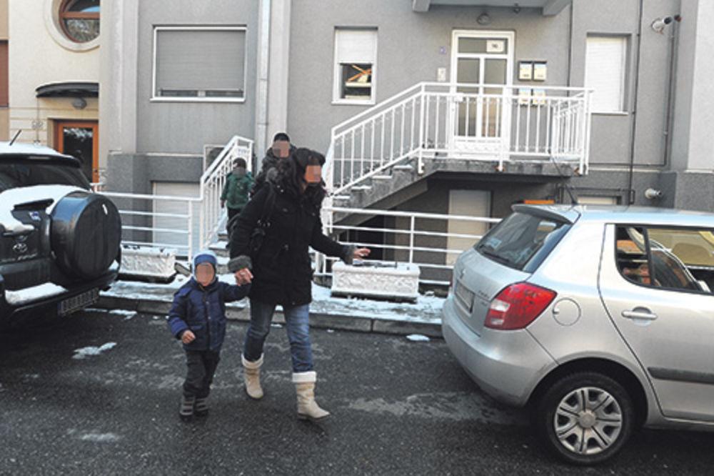 Socijalni radnici odvode Brankove i Sabinine sinove
