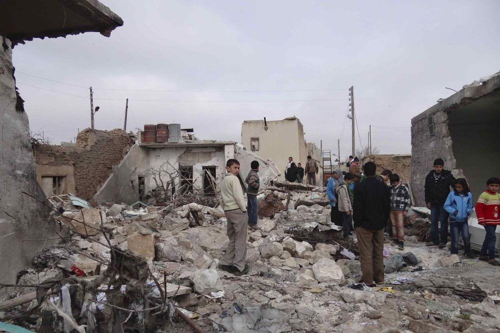 Sirija: Otete vladike pravoslavne crkve u Alepu