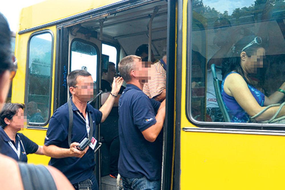 kontrolori, bus plus, otkazi, Beograd