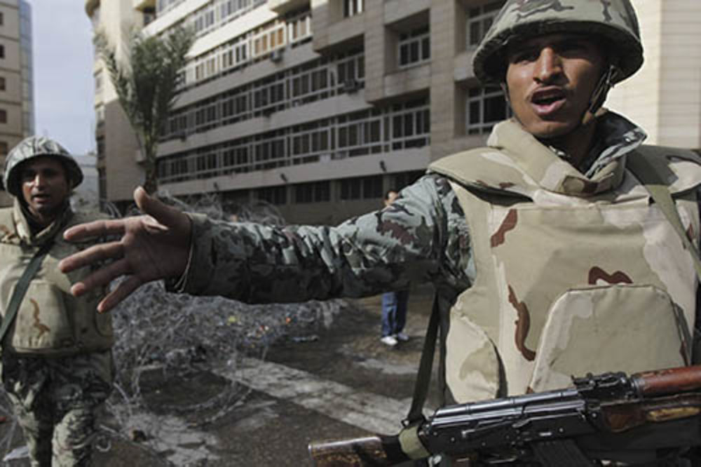 DIVERZIJA: Eksplozija u centru Kaira i pad helikoptera