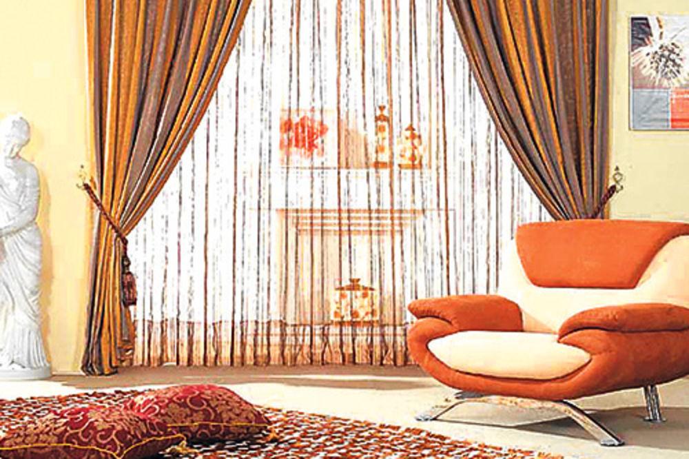 Kako izabrati prave zavese