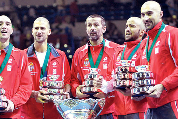 NOVA ISTORIJA TENISA: Nema vise Dejvis kupa!