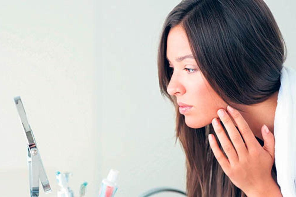 Ogledalo otkriva simptome bolesti