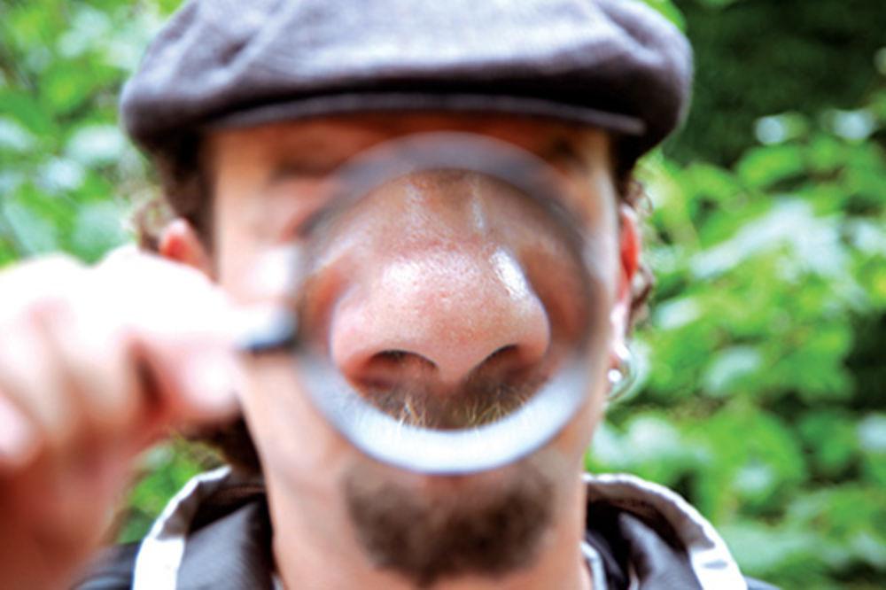 devijacija nosa, iskrivljena nosna pregrada,