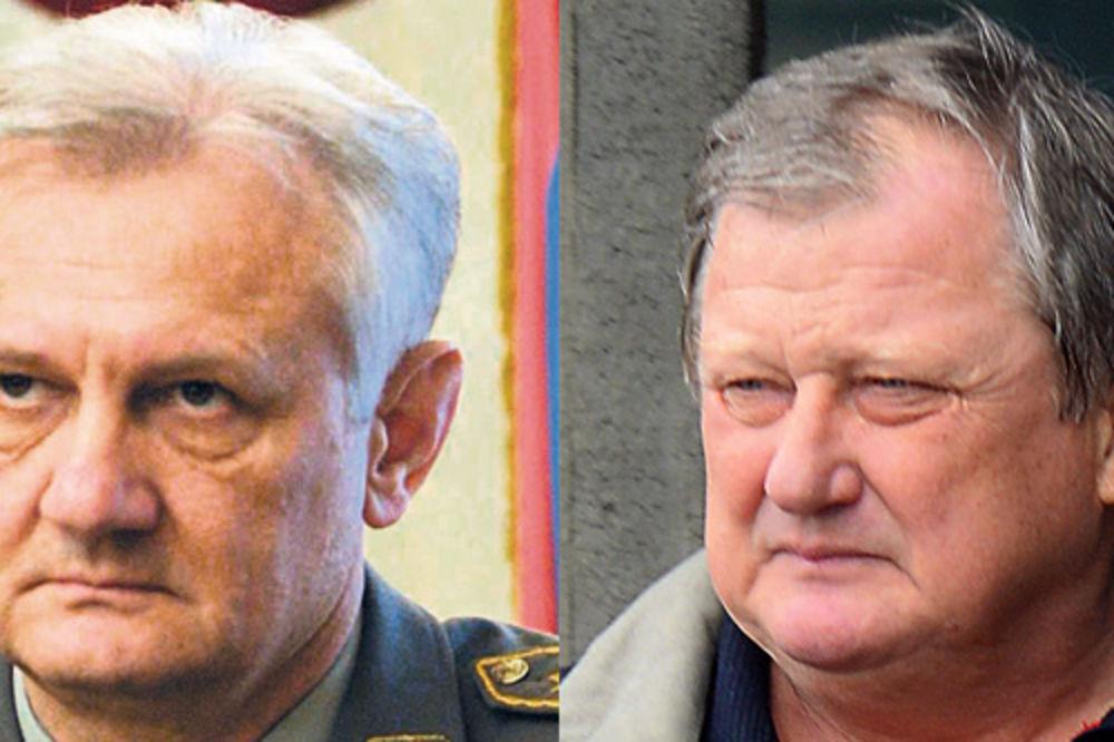Branko Krga, Aco Tomić, Boris Tadić, svedočenje, penzionisanje