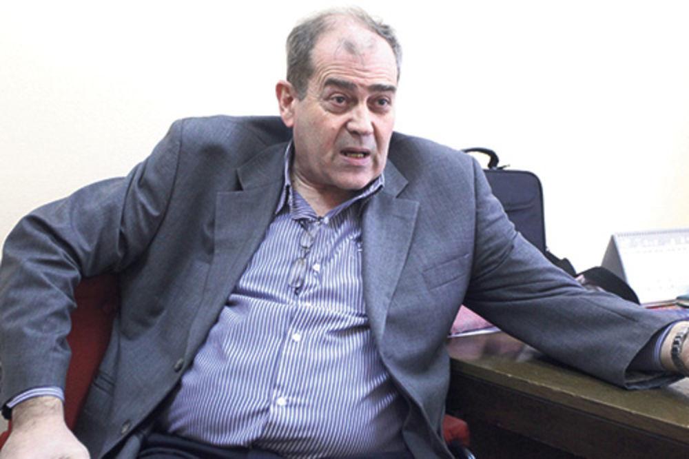 Direktor Milovanović