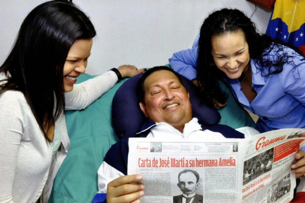NASMEJAN: Prve slike Uga Čavesa posle dva meseca