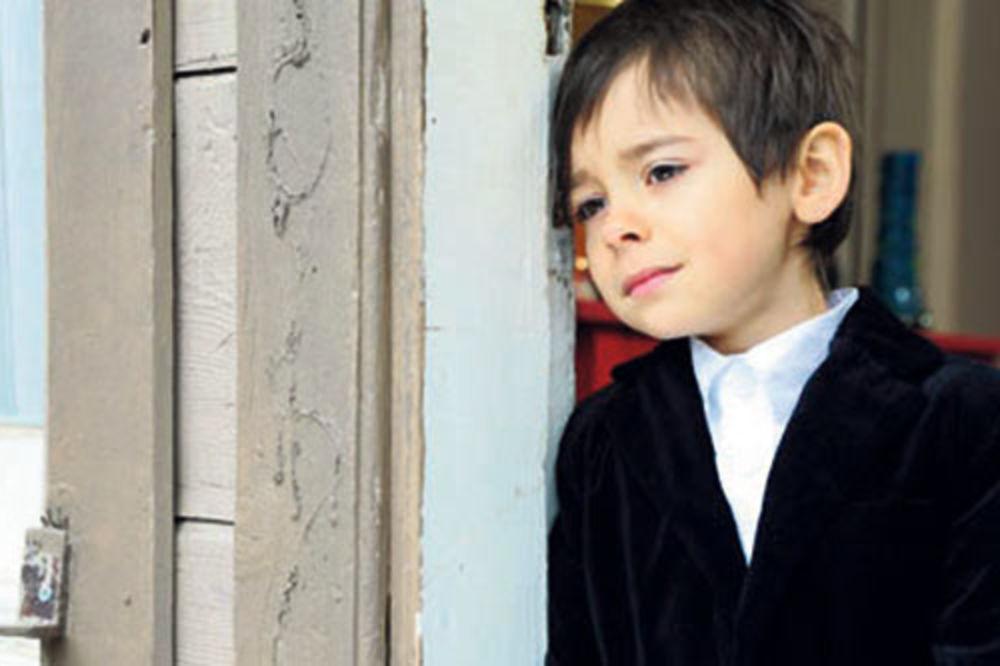 Emir Berke Zincidi odigrao je ulogu osmana sa samo pet godina