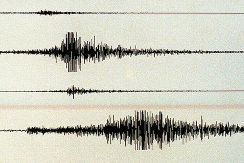 ZEMLJA SE PONOVO ZATRESLA: Zemljotres u Grčkoj prodrmao i Makedonce!