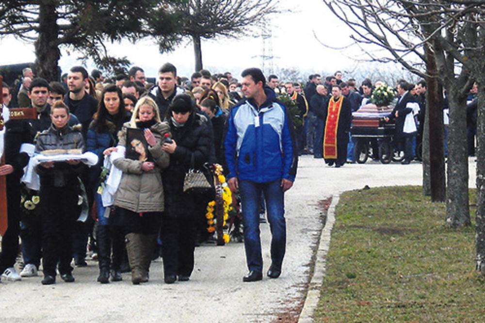 Kragujevac ispratio svoje dete