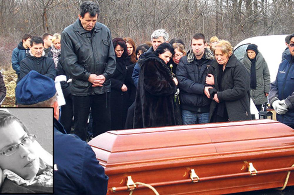 sahranjena Danica Ćirković, transplantacija srca, Kragujevac