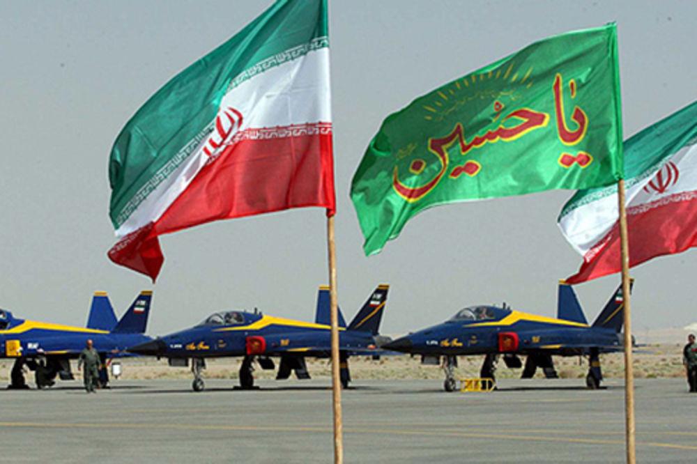 Oborili neprijateljsku letelicu: Iranski avioni