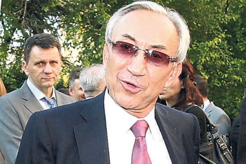 Miroslav Mišković, Veniti internešenel korporejšn, Naser Keljmendi, saradnja, pr