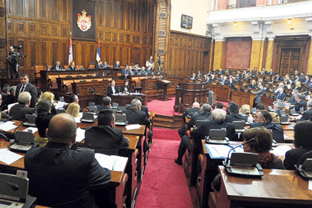PREPORUKA VLADE: Skupština da ne glasa ponovo o Zakonu o prodaji nepokretnosti