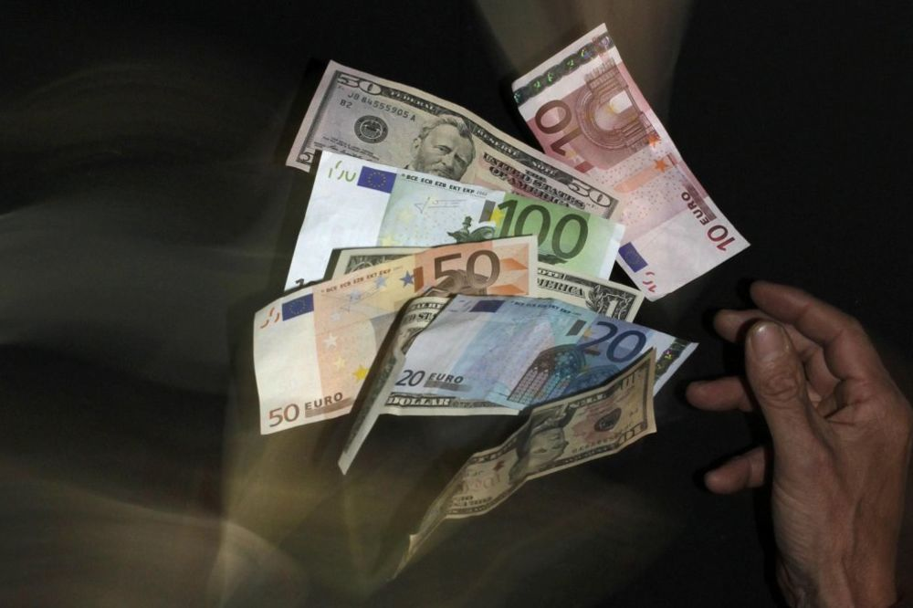 DINAR OJAČAO: Evro danas 119,9 dinara