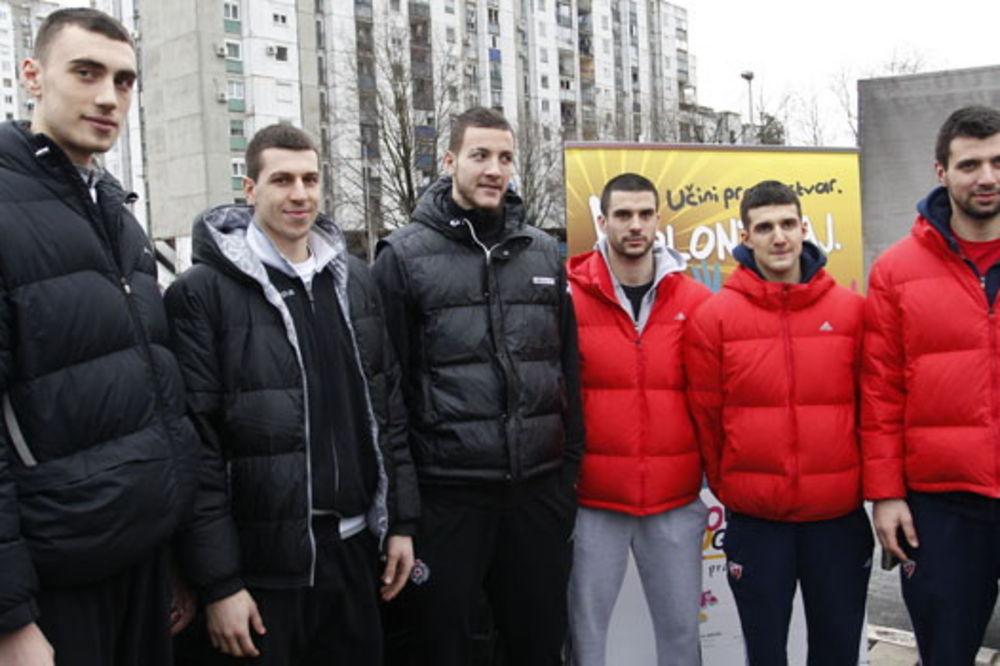 Partizan i Zvezda posumljavaju Beograd