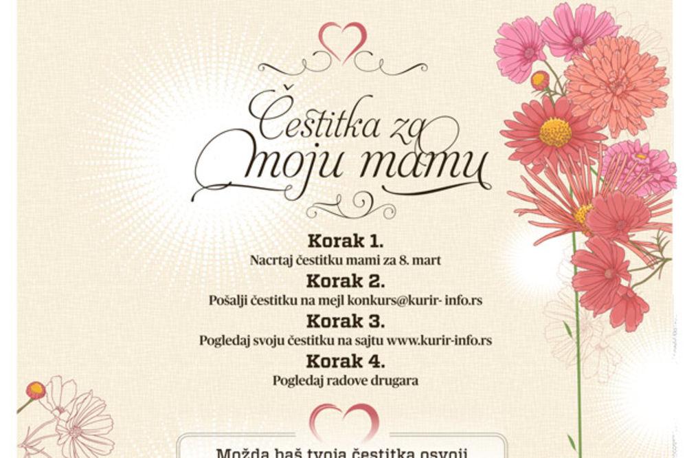 čestitke za mamu Čestitka za moju mamu | Zabava | Kurir čestitke za mamu