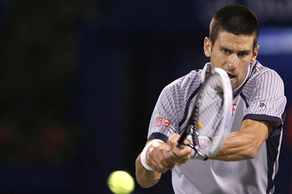 LAKO: Novak izgubio samo tri gema i preslišao Garsiju Lopeza