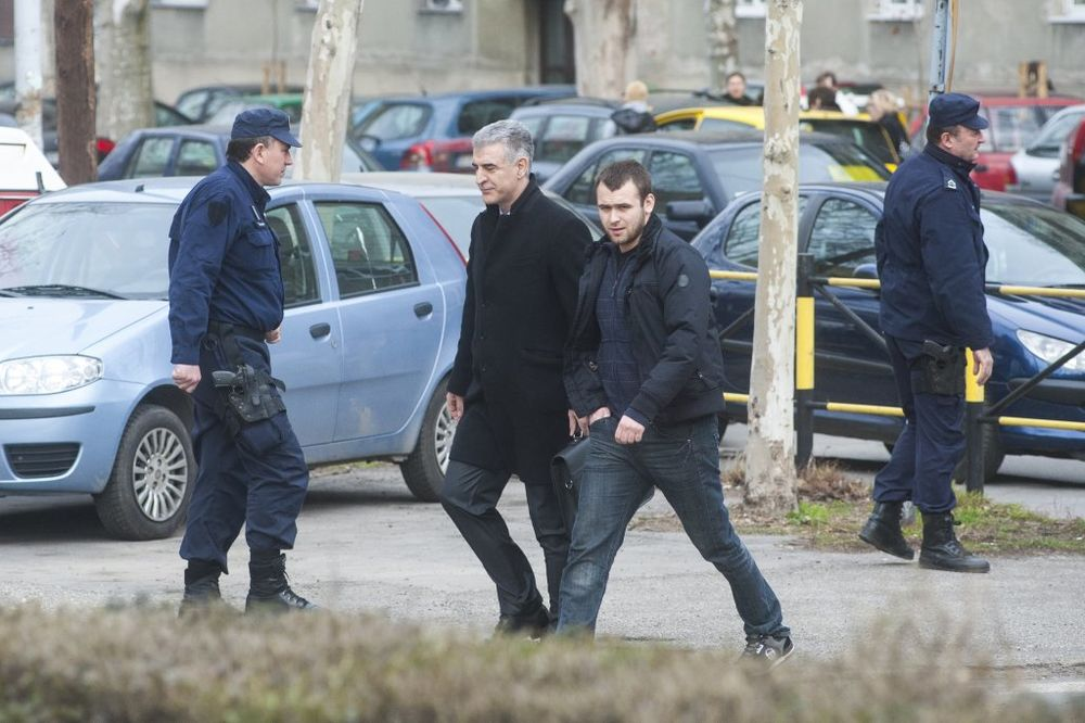 Štrajk advokata ponovo odložio suđenje Urošu Mišiću!