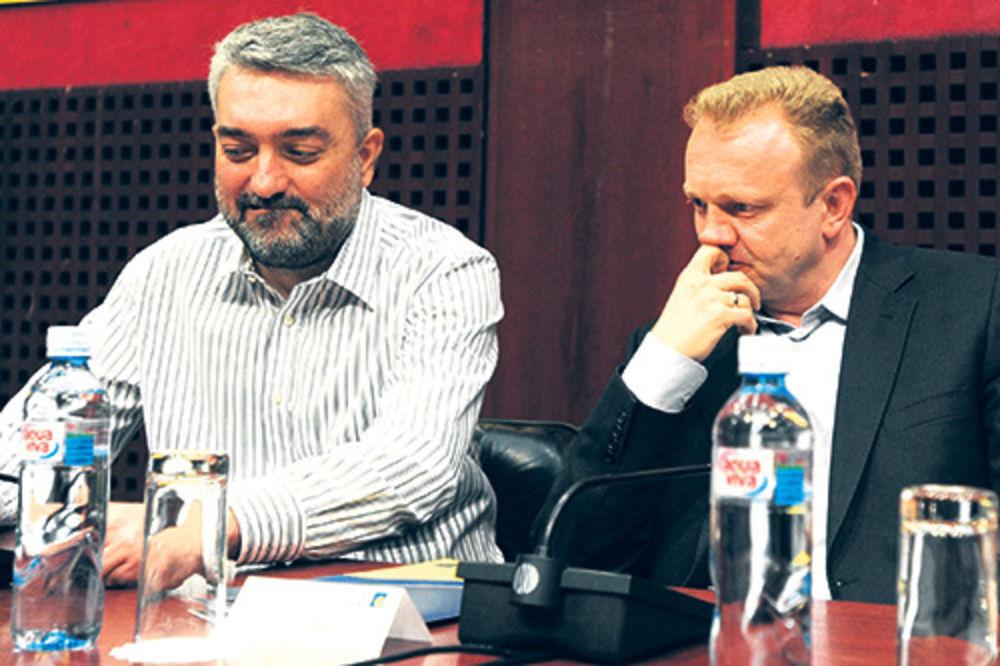 Dragan Đilas, Dušan Petrović, DS, demokrate, Dimitrovgrad, Zoran Petrov