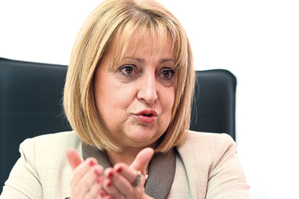Slavica Đukić Dejanović, rekonstrukcija Vlade, rad ministara