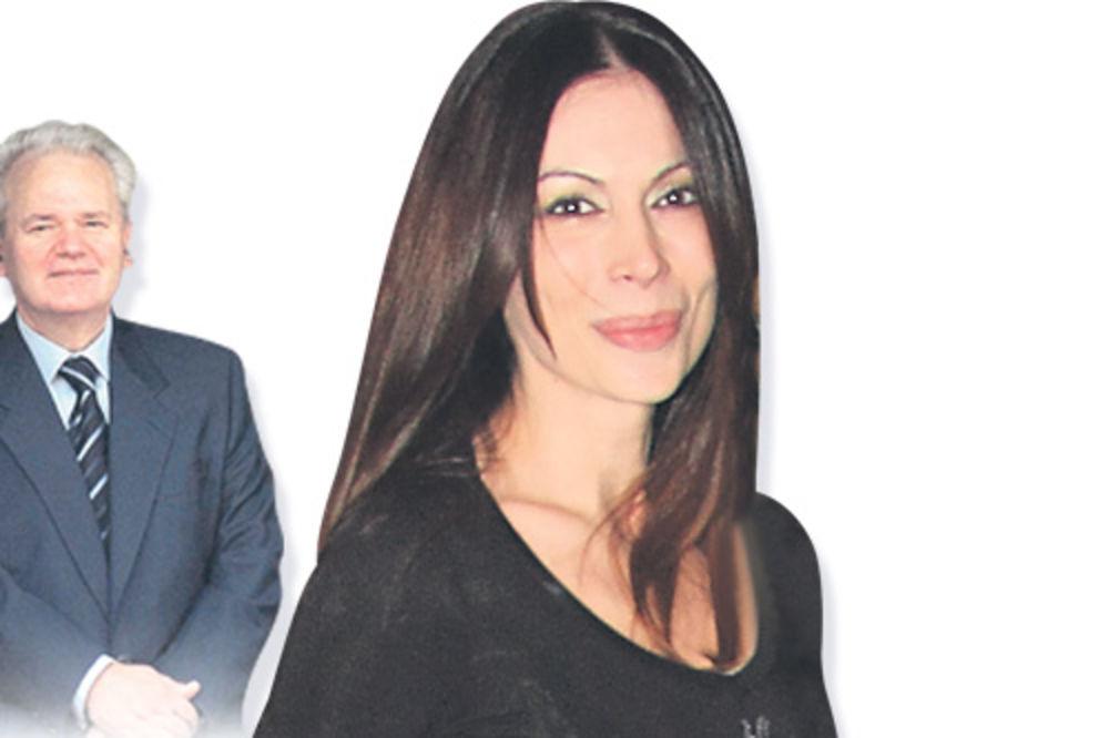 Milica Gajić, supruga Marka Miloševića, Slobodan Milošević, Slobina snaja, Velik