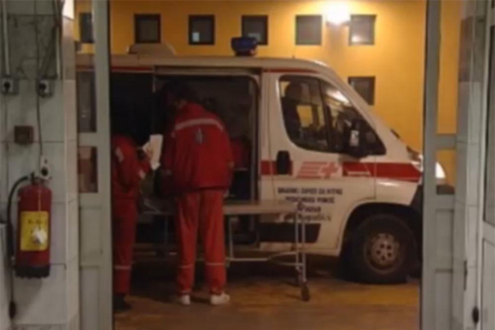 SUDAR AUTOBUSA I AUTOMOBILA NA NBGD: 4 povređeno u saobraćajnoj nesreći kod Ušća!