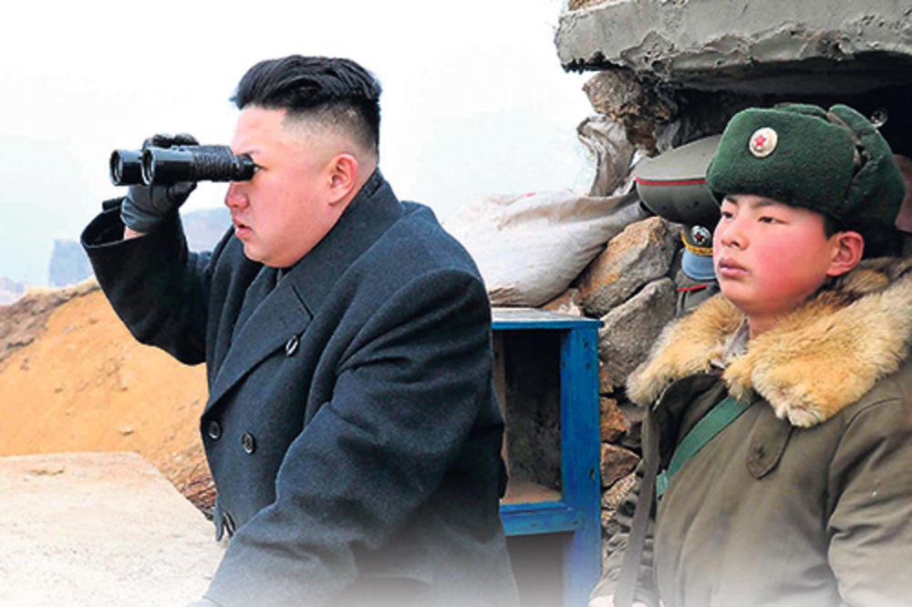 OPASNOST S DRUGE STRANE OKEANA: Amerikance brine domet Kimovih raketa