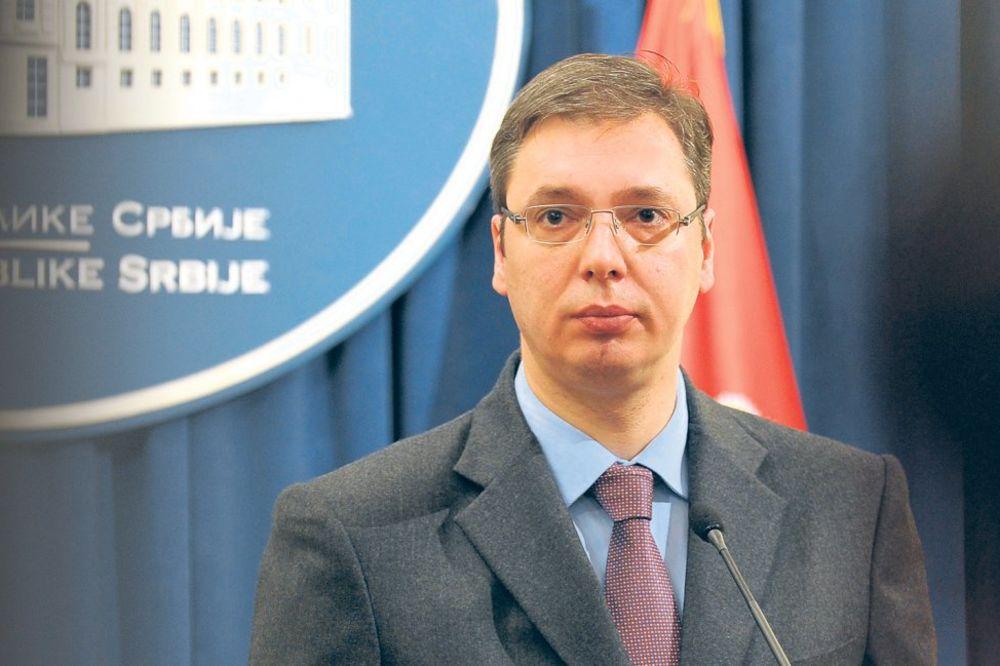 Vučić: Predlog budžeta za 2015. u Skupštini do 10. decembra