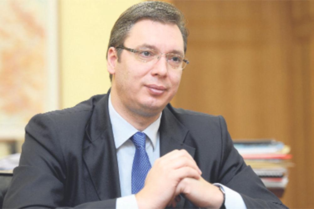 Vučić: Kirbijeva poruka o Putinu upućena Rusiji, a ne Srbiji