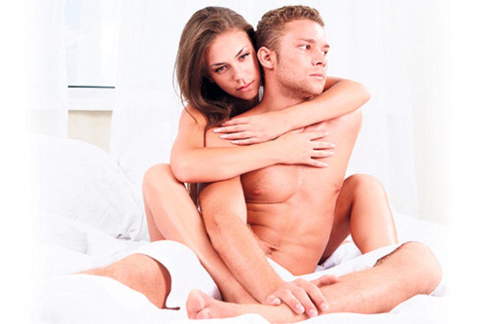 KAKO DA SE OSLOBODITE STRESA: Samo seks svaki dan!