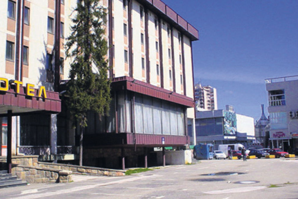 Leskovac, golaći, centar, hotel Beograd