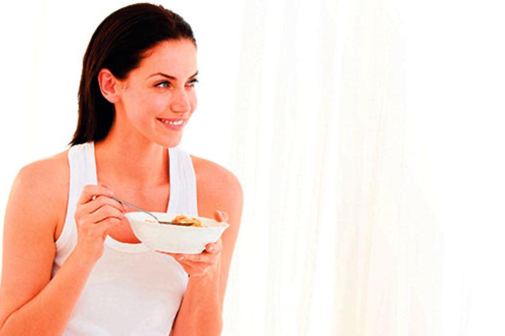 DORUČAK ZA MRŠAVLJENJE: Za mesec dana 5 kilograma manje