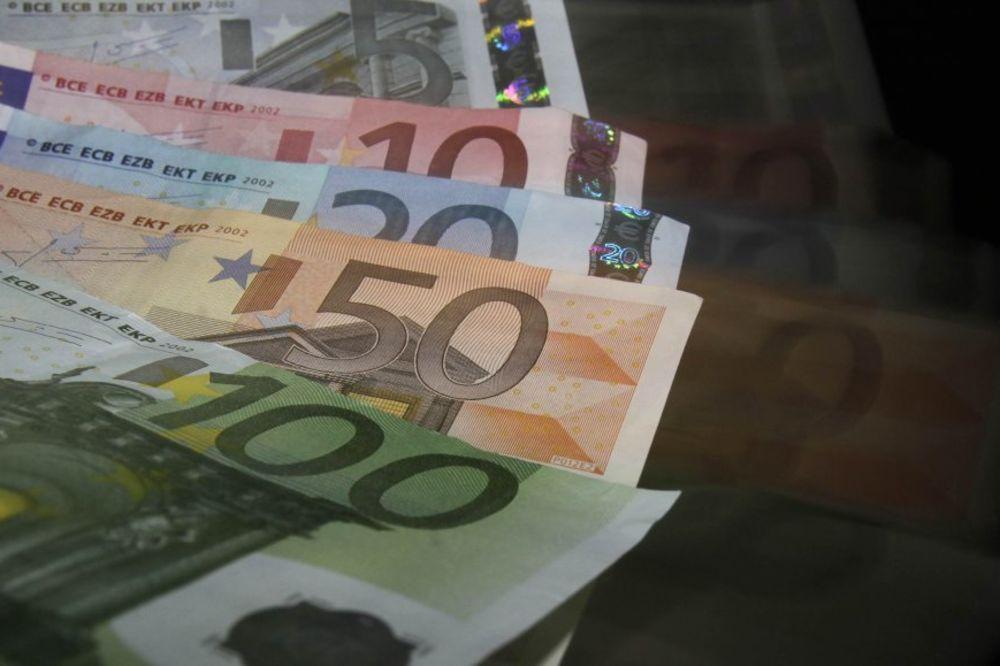 Evro danas 117,83 dinara