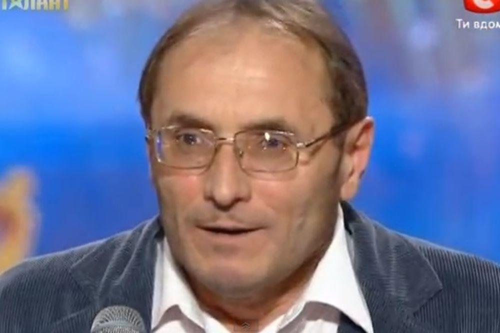 Ja imam Talenat, Ukrajina, Anatolij Pahomov