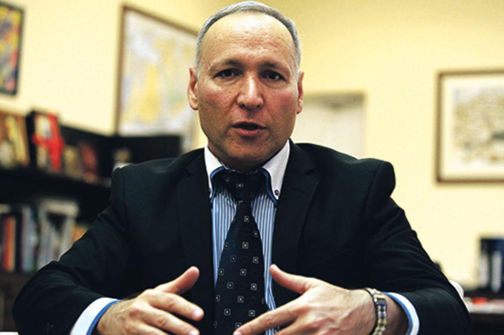 AMBASADOR LEVI: Plemenit srpski gest za uzor drugim zemljama